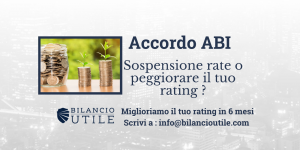 Accordo ABI sospensione rate