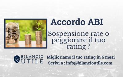 Sospensione rate o peggiorare il mio rating?